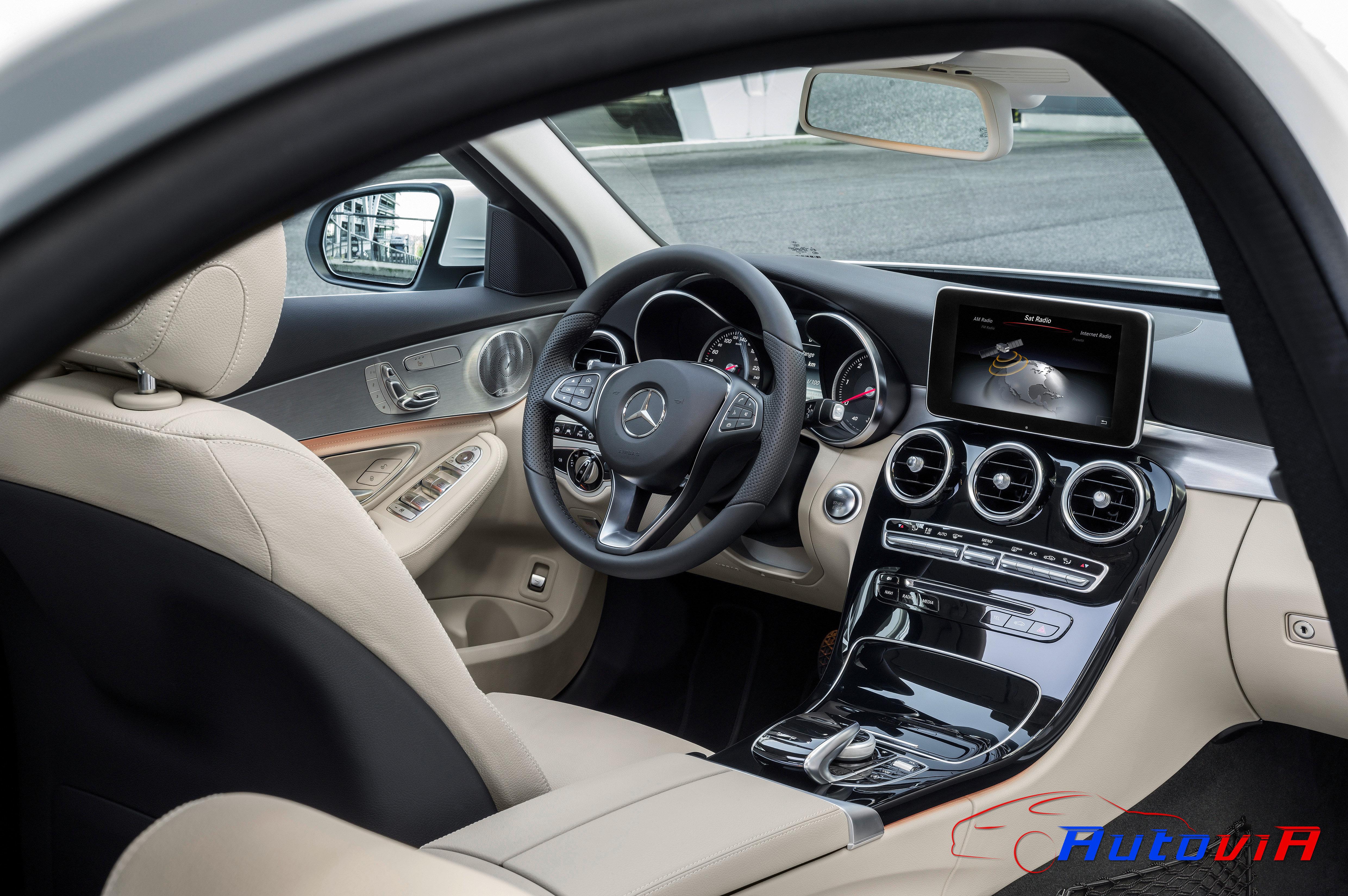 Mercedes benz clase c c 250 bluetec 2014 008 for Mercedes benz c 250 2014