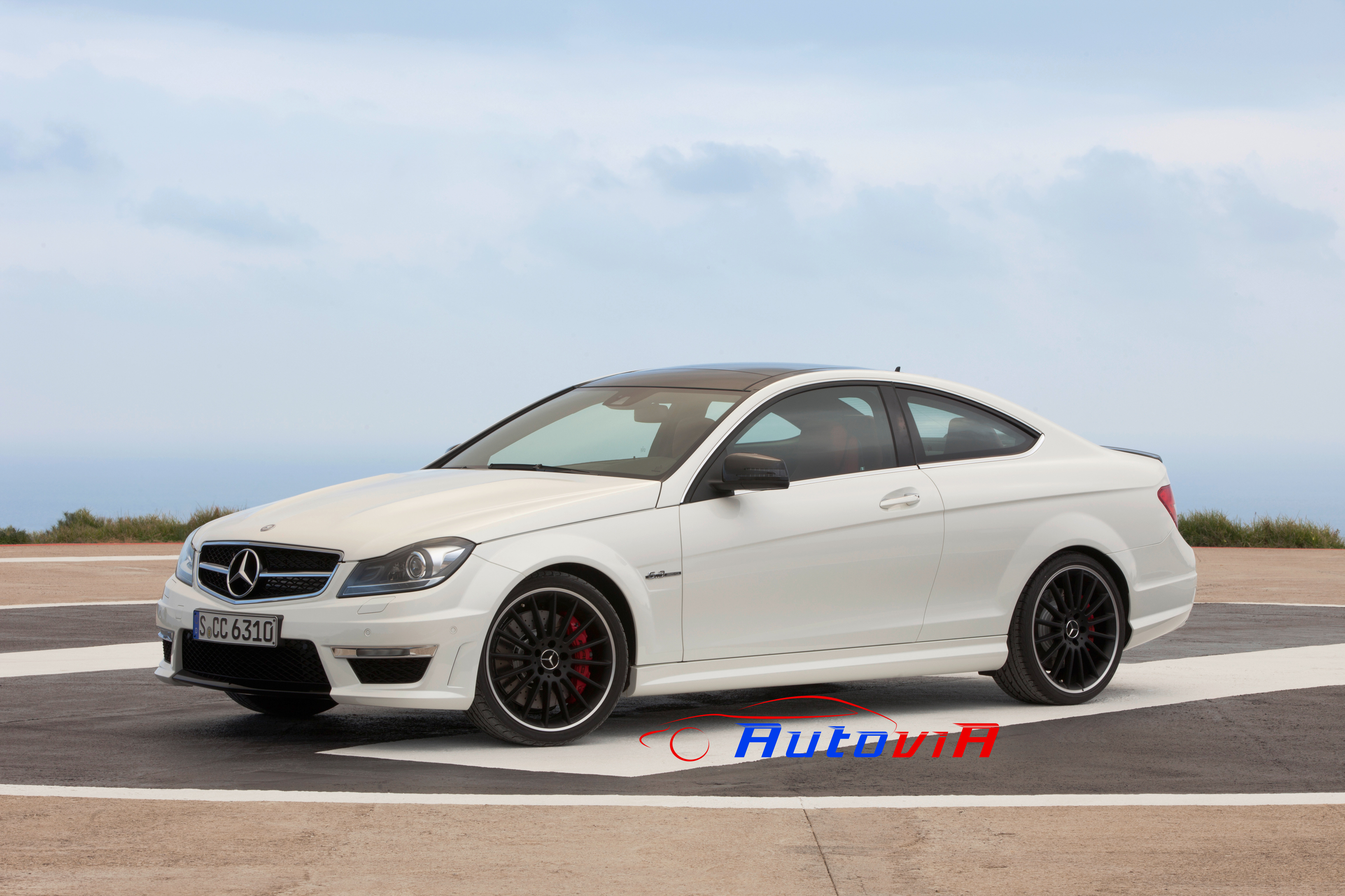 Mercedes benz clase c coup c 63 amg exterior 07 for Mercedes benz clase c
