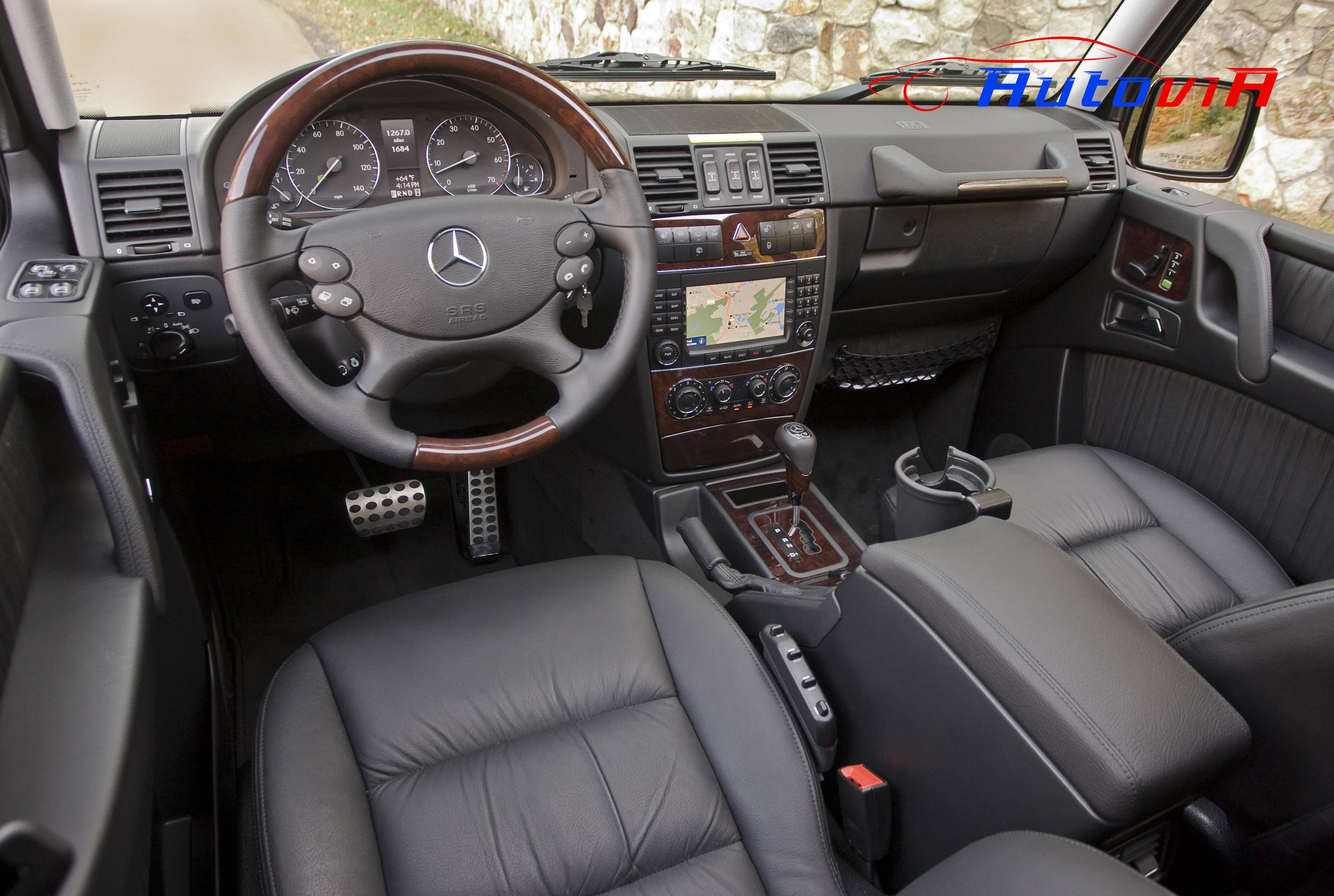 Mercedes benz clase g g 500 13 for Mercedes benz clase g
