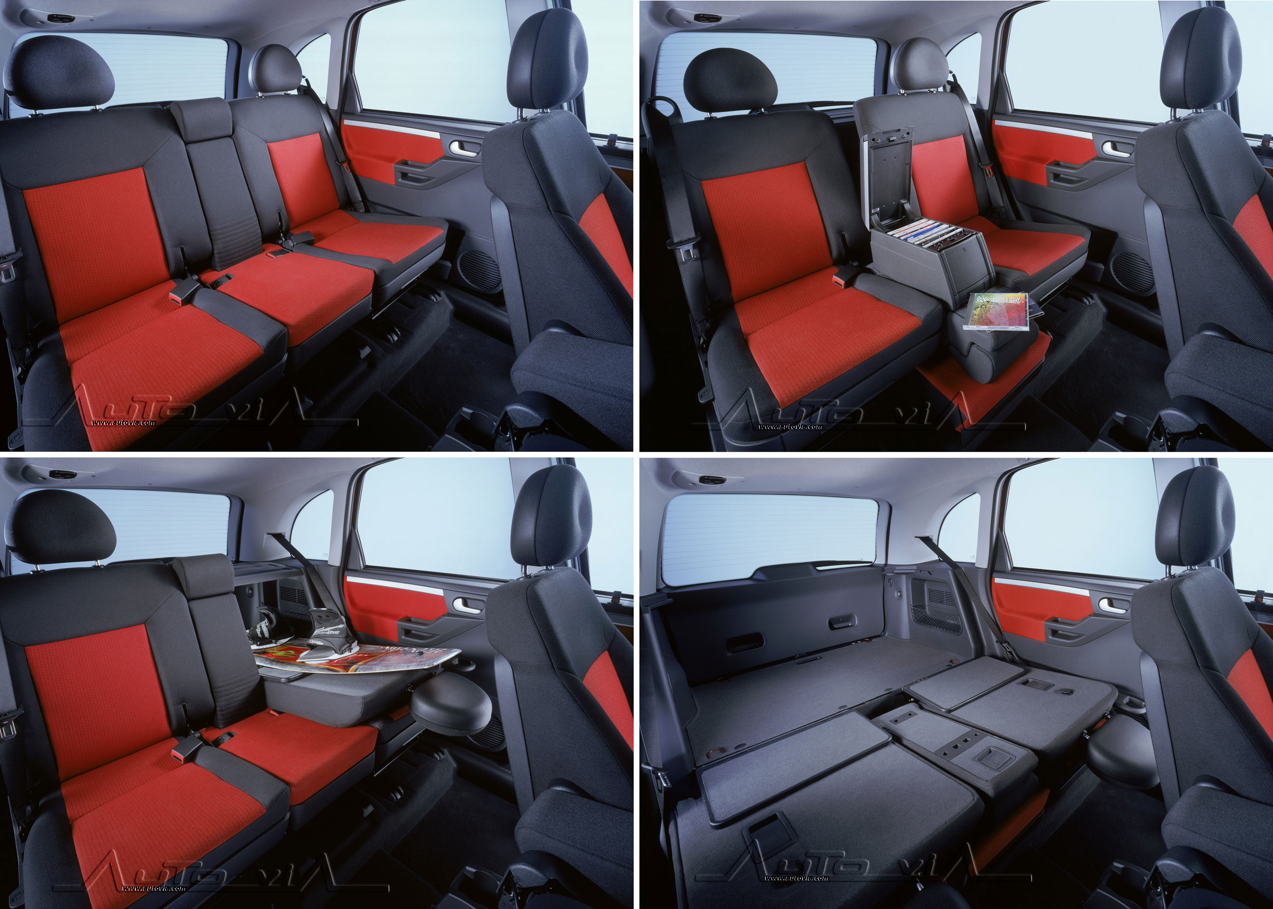 Opel meriva 7 flex space for What is flex space