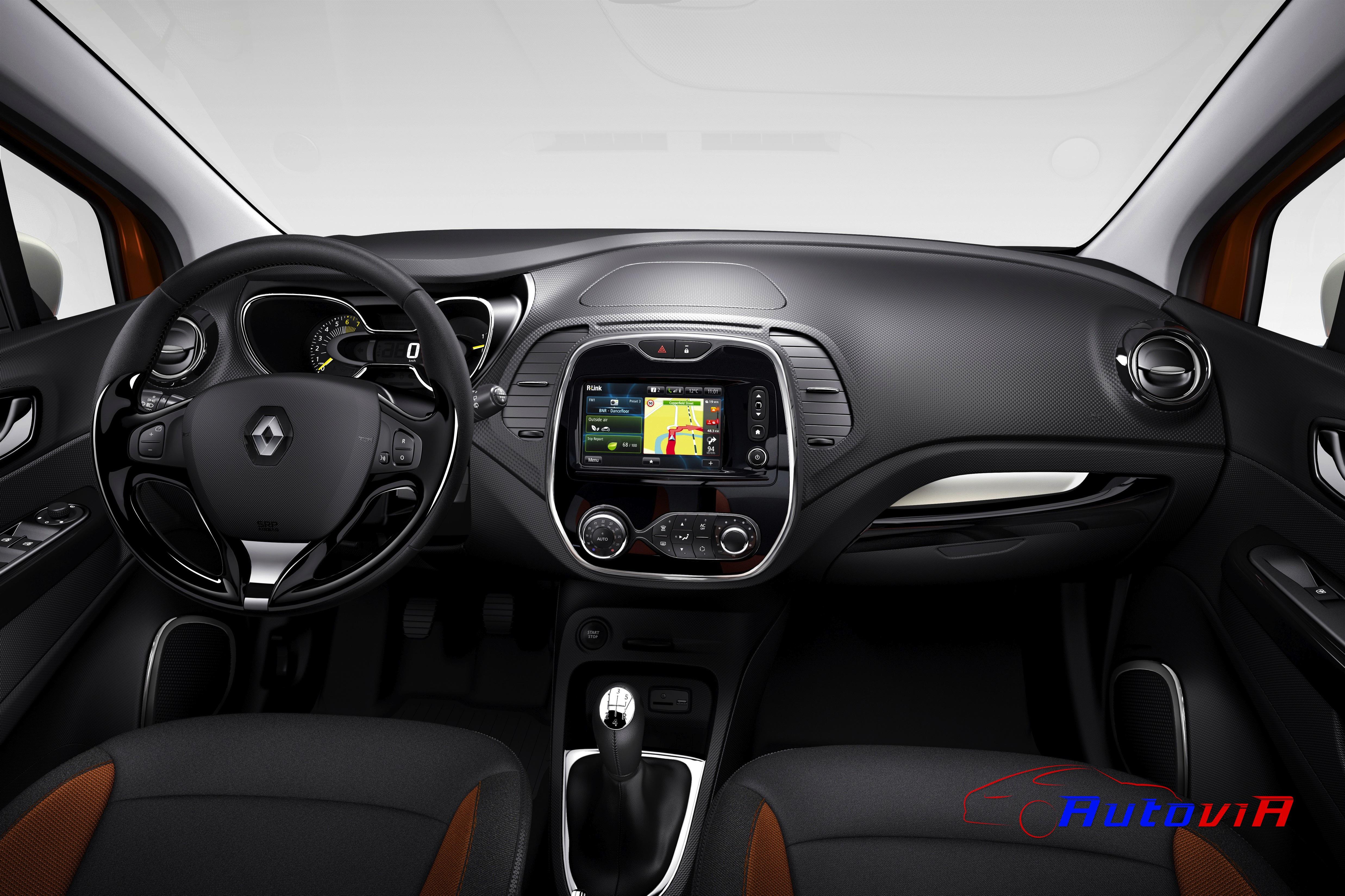 Renault capture 2013 01 for Exterieur clio 4