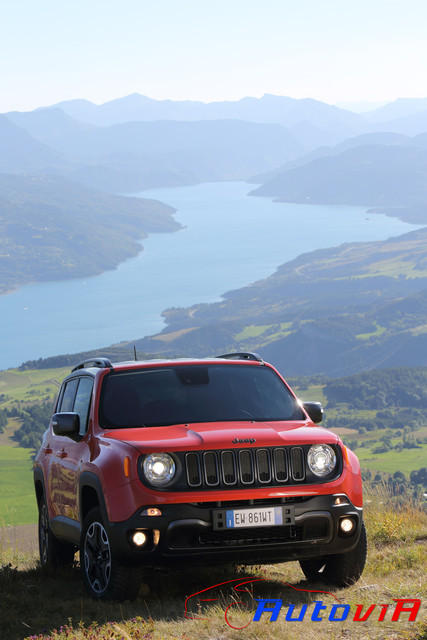 Jeep Renegade Trailhawk 2014 - 07