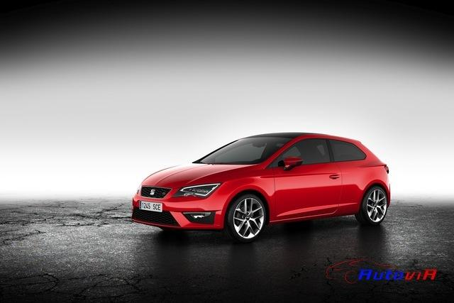 seat leon sc fr 2013 01. Black Bedroom Furniture Sets. Home Design Ideas