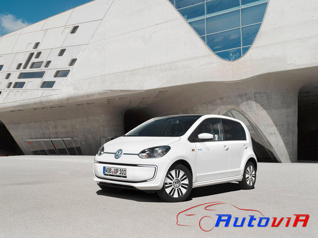 Volkswagen e-up! 2014 02