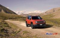 Jeep Renegade Trailhawk 2014 - 01