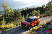 Jeep Renegade Trailhawk 2014 - 05