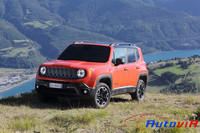 Jeep Renegade Trailhawk 2014 - 09