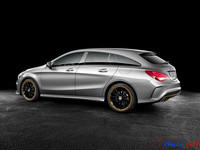 Mercedes-Benz CLA 250 4MATIC Shooting Brake 2014 OrangeArt 02