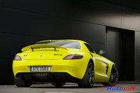 Mercedes-Benz SLS AMG E-CELL - 07