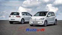 Volkswagen e-Golf & e-up! 2014