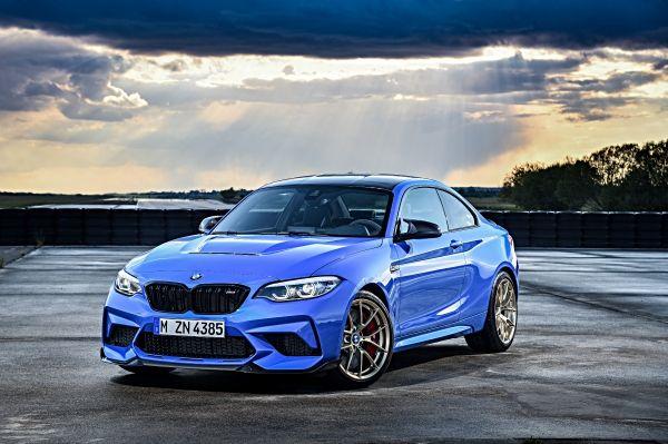 Nuevo BMW M2 CS 2020