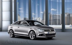 Volkswagen Compact Coupe