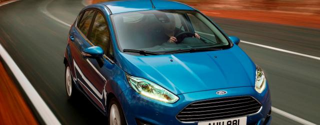 Ford Fiesta Disponible con Transmisión Powershift
