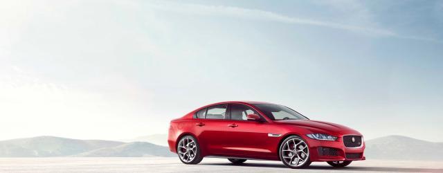 Jaguar exibe por primera vez el nuevo XE S en el centro de exposiciones londinense de Earls Court