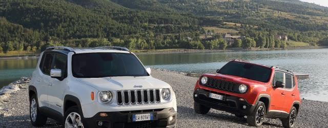 Jeep® Renegade: el nuevo trotamundos compacto de la marca Jeep