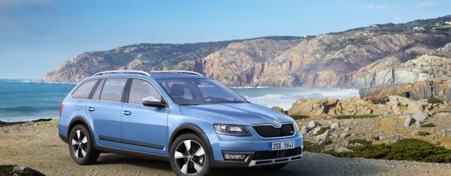 Nuevo Škoda Scout: Un aventurero para la familia y el ocio