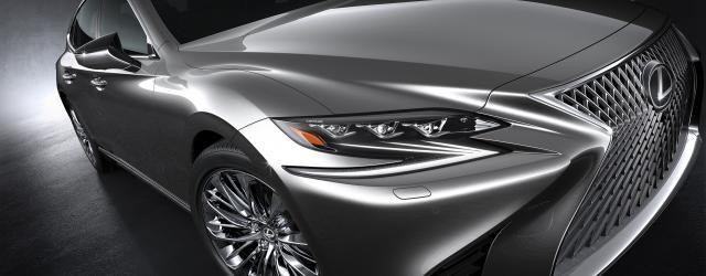 Lexus LS 2018, el nuevo buque insignia