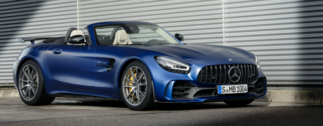 Nuevo Mercedes-AMG GT R Roadster 2019