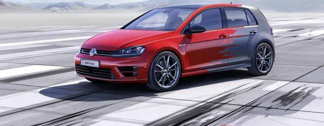 Volkswagen Golf R Touch: control por gestos para mejorar la interacción y el manejo del automóvil
