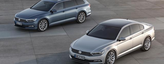 Estreno mundial del nuevo Volkswagen Passat