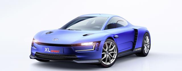 Estreno mundial del Volkswagen XL Sport con motor de alta tecnología Ducati