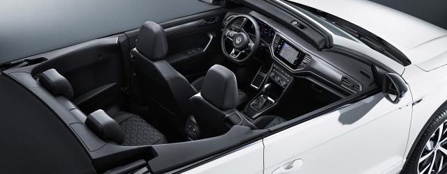 VW T-Roc Descapotable